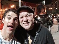 campyatc - Fan Reviews, Media Reviews, and comments from members of the Media, about Darren in Hedwig and the Angry Inch--SF and L.A. Tour  Tumblr_oeq8k7sMjR1uetdyxo3_250