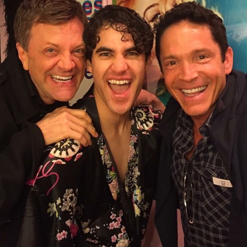 soproud - Who saw Darren in Hedwig and the Angry Inch on Broadway? Tumblr_nqb4buBX6Z1r4gxc3o1_500