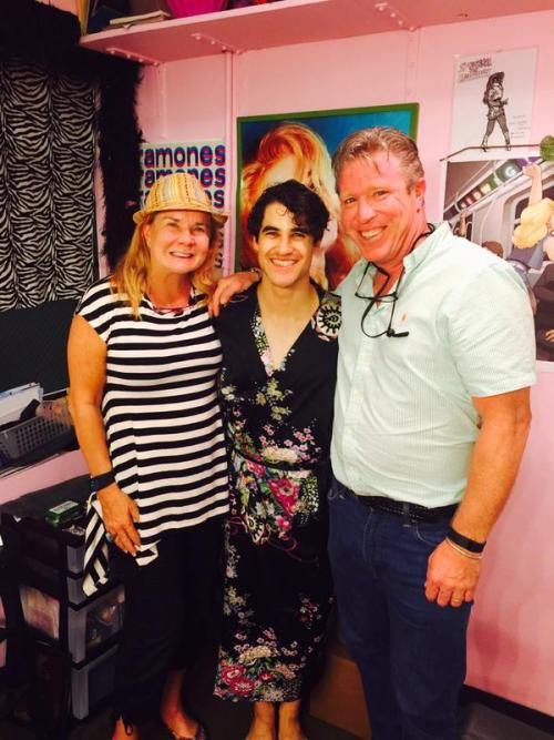 soproud - Who saw Darren in Hedwig and the Angry Inch on Broadway? - Page 2 Tumblr_nrpu3hwipp1uo6446o1_500
