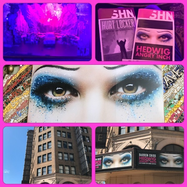 "LiftUpYourHands - Pics, gifs, media videos, curtain call videos, stage door videos, and posts of ""who saw Darren"" in Hedwig and the Angry Inch--SF and L.A. (Tour),  Tumblr_oegewwWZKK1qki6k1o9_1280"