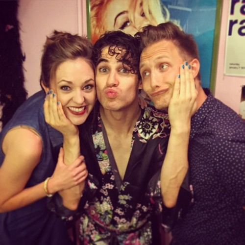 badapplesinthebigapple - Who saw Darren in Hedwig and the Angry Inch on Broadway? Tumblr_np1ilsEVBw1r4gxc3o1_500