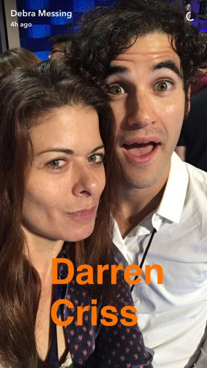 imwithher -  Darren Appreciation Thread: General News about Darren for 2016  - Page 7 Tumblr_oazzx5bs2U1uetdyxo1_500