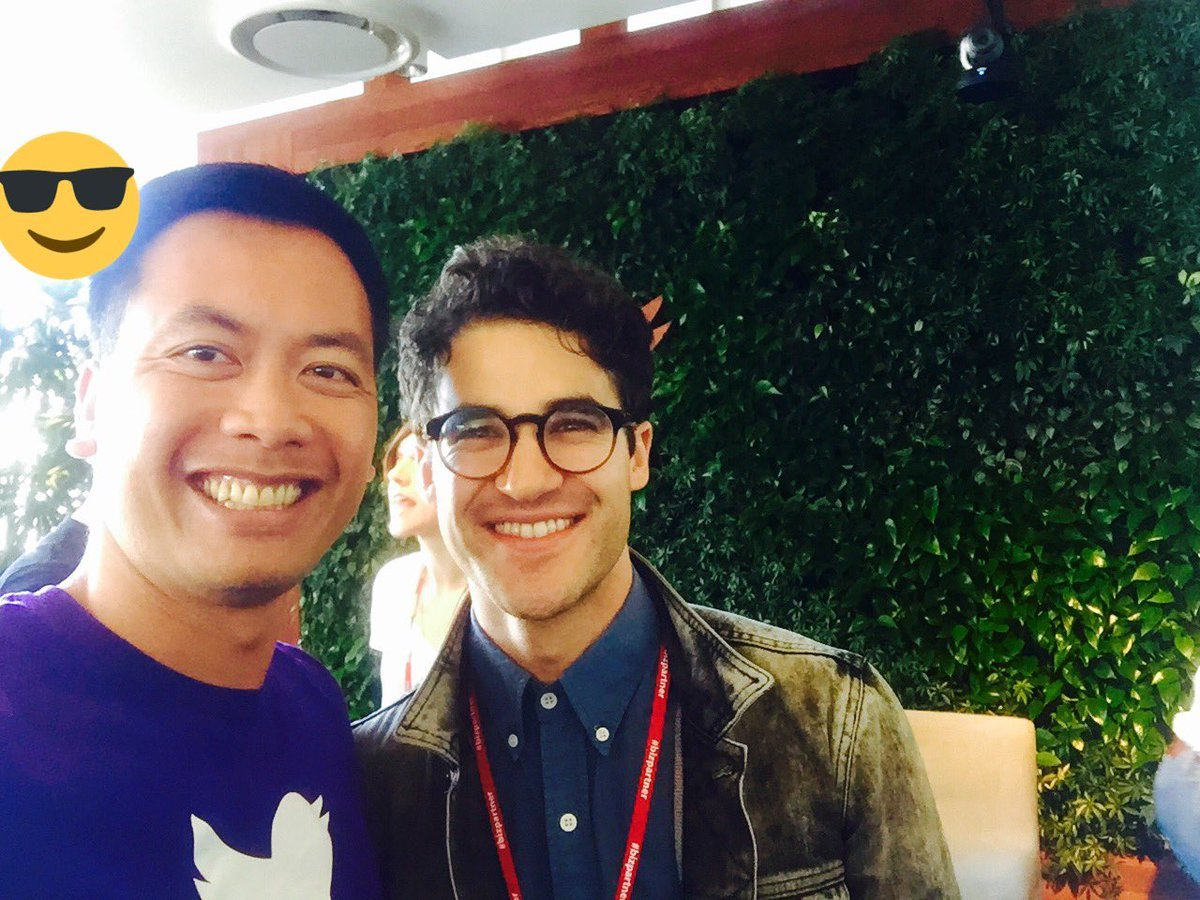"BornEntertainer - Pics, gifs, media videos, curtain call videos, stage door videos, and posts of ""who saw Darren"" in Hedwig and the Angry Inch--SF and L.A. (Tour),  - Page 4 Tumblr_ofd51jWDp01uetdyxo3_1280"