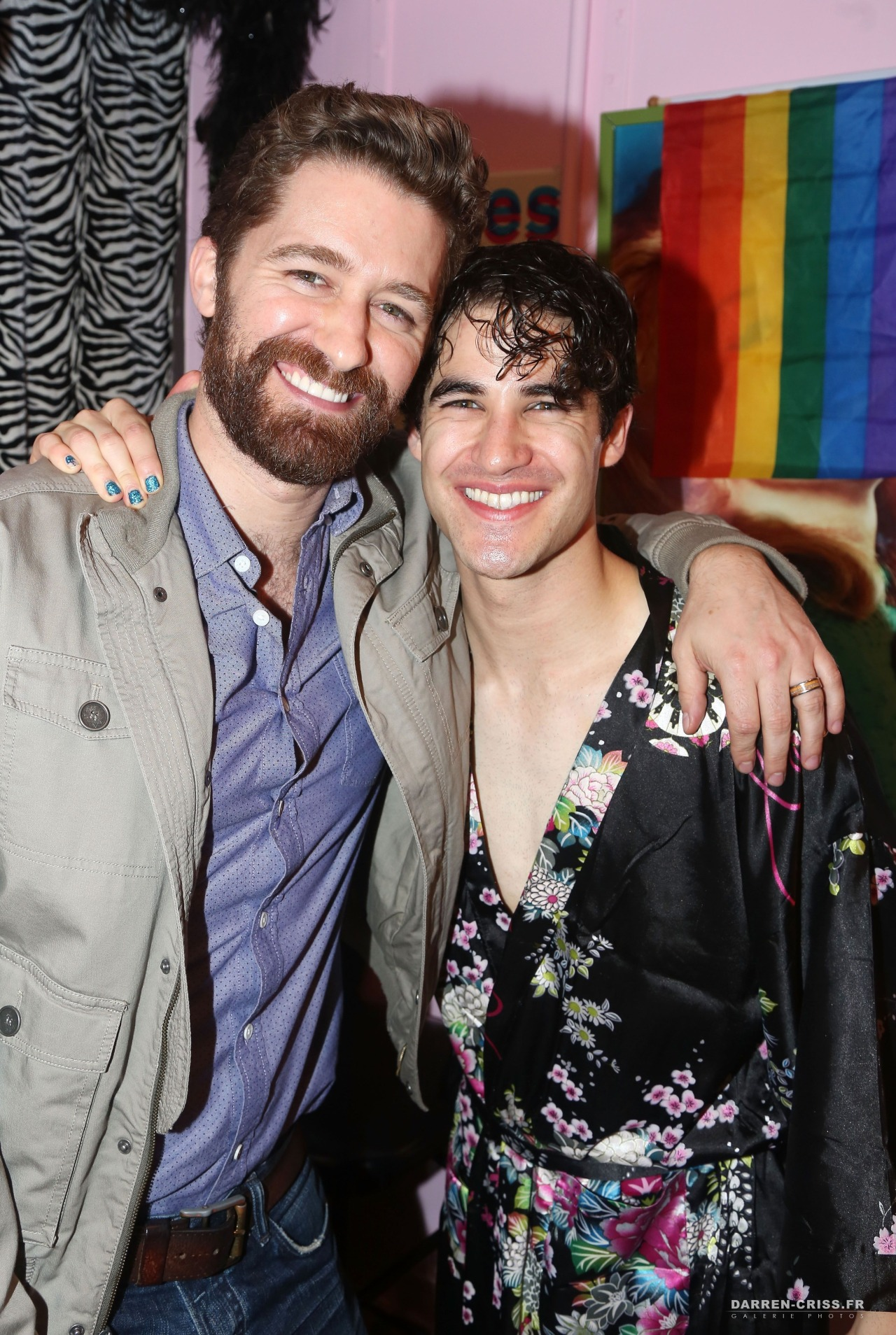 AmyHeckerling - Who saw Darren in Hedwig and the Angry Inch on Broadway? Tumblr_nqpgot07Yr1qayexuo6_1280