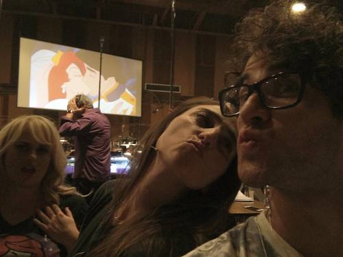 DARRENCRISS - The Little Mermaid at the Hollywood Bowl on June 3, 4, and 6, 2016 Tumblr_o87qr0cuMF1uetdyxo1_500