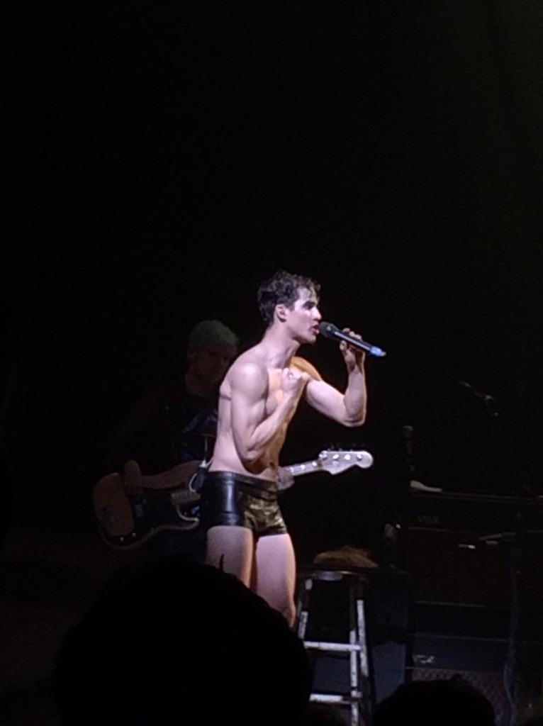 hedwig - Pics and gifs of Darren in Hedwig and the Angry Inch on Broadway. Tumblr_nnqvh5P0fh1r4gxc3o1_1280