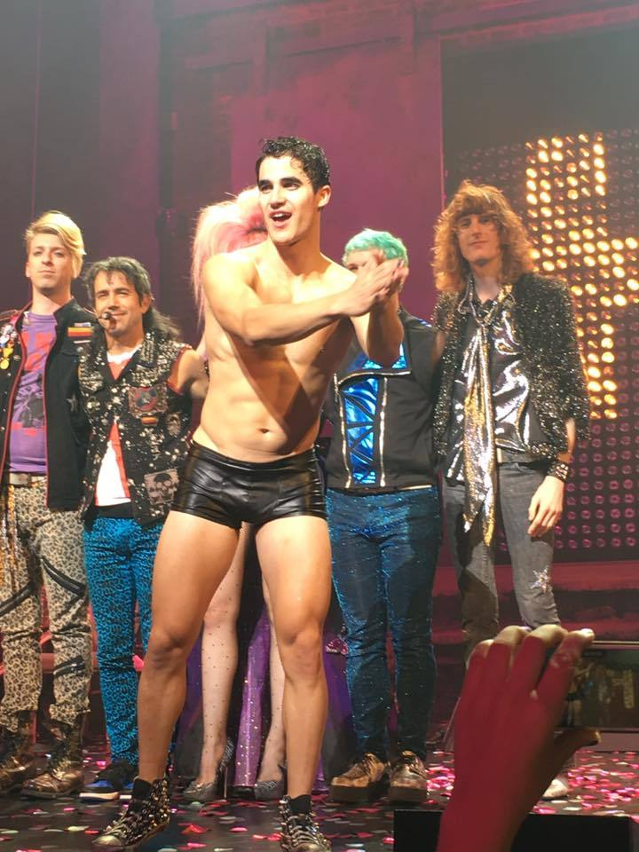 hedheadbliss - Fan Reviews, Media Reviews, and comments from members of the Media, about Darren in Hedwig and the Angry Inch--SF and L.A. Tour  Tumblr_oeq8pnw7hG1uetdyxo8_r1_1280