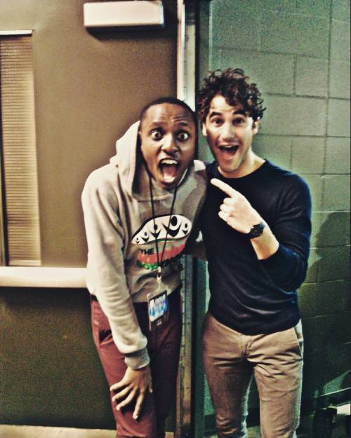 Topics tagged under backstage on Darren Criss Fan Community Tumblr_nx97i31adc1r4gxc3o1_500
