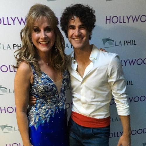 DARRENCRISS - The Little Mermaid at the Hollywood Bowl on June 3, 4, and 6, 2016 Tumblr_o88gvhbPgN1uetdyxo1_500