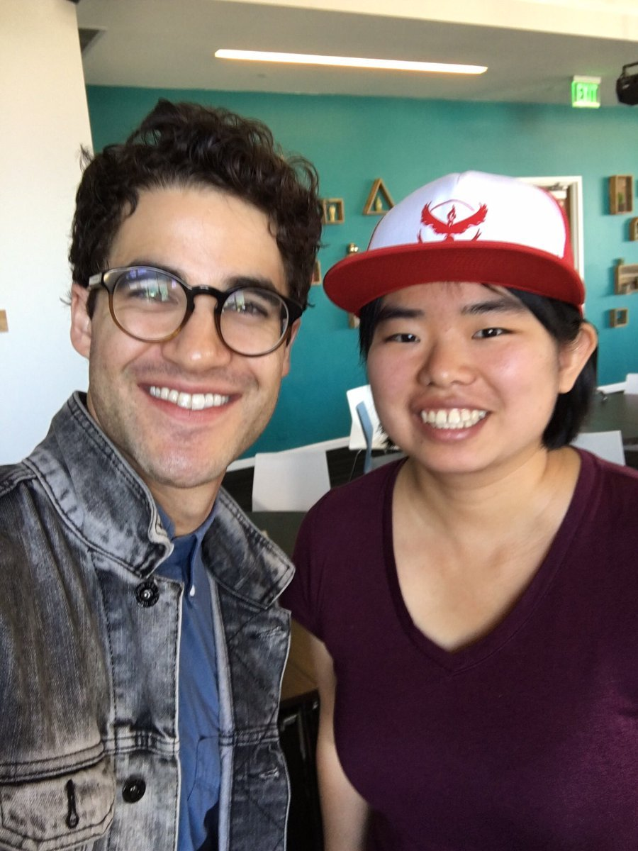 loveeachother - Fan Reviews, Media Reviews, and comments from members of the Media, about Darren in Hedwig and the Angry Inch--SF and L.A. Tour  - Page 3 Tumblr_ofrrcw5H3u1uetdyxo1_1280