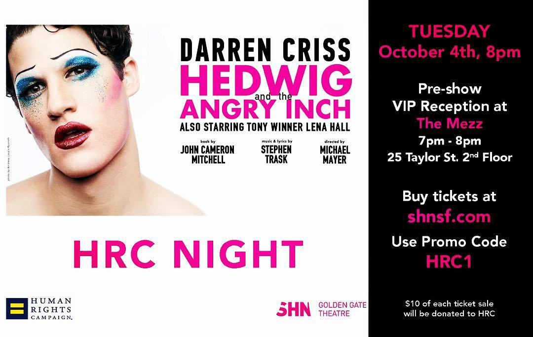 hedwigram - The Hedwig and the Angry Inch Tour in SF and L.A. (Promotion, Pre-Performances & Miscellaneous Information) - Page 4 Tumblr_oe1sf4tMSc1uetdyxo1_1280