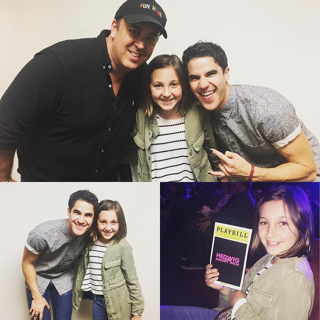 "theredbury - Pics, gifs, media videos, curtain call videos, stage door videos, and posts of ""who saw Darren"" in Hedwig and the Angry Inch--SF and L.A. (Tour),  - Page 5 Tumblr_og6usgpt591ubd9qxo1_1280"