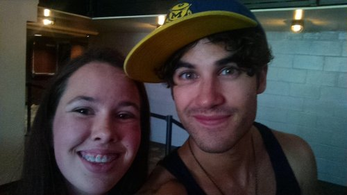 Topics tagged under funkyduck on Darren Criss Fan Community Tumblr_oa0zueUv2M1uetdyxo1_500