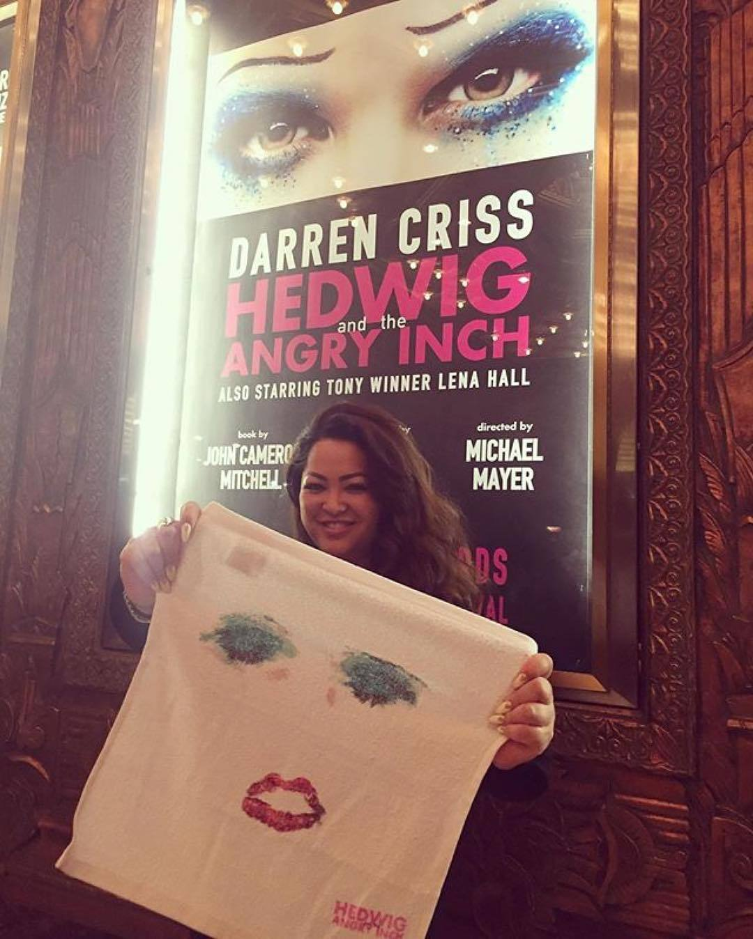 star - Fan Reviews, Media Reviews, and comments from members of the Media, about Darren in Hedwig and the Angry Inch--SF and L.A. Tour  - Page 4 Tumblr_og3v6bp3cc1ubd9qxo1_1280