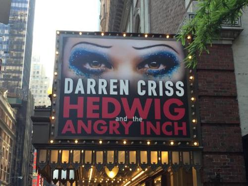 soproud - Who saw Darren in Hedwig and the Angry Inch on Broadway? - Page 2 Tumblr_nrr7n5f0dx1qbqtkso2_500