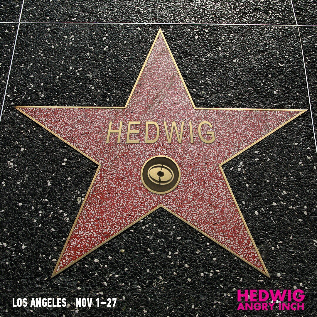 broadway - The Hedwig and the Angry Inch Tour in SF and L.A. (Promotion, Pre-Performances & Miscellaneous Information) - Page 3 Tumblr_od99m0vZT71uetdyxo2_1280