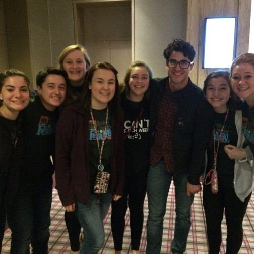 tourlife - Darren's Chartitable Work for 2015 Tumblr_nidy1qgwW91r4gxc3o1_500