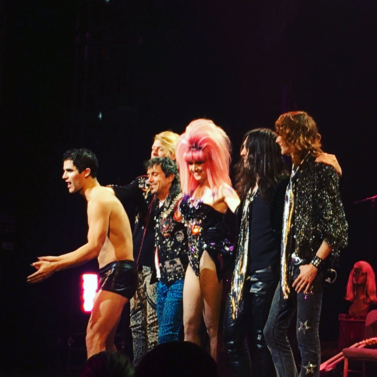 "hedwignationaltour - Pics, gifs, media videos, curtain call videos, stage door videos, and posts of ""who saw Darren"" in Hedwig and the Angry Inch--SF and L.A. (Tour),  - Page 3 Tumblr_of47fgEUID1uetdyxo1_1280"