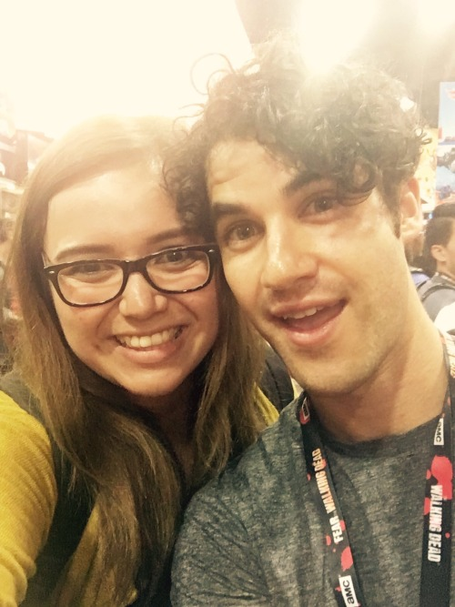 selfie -  Darren Appreciation Thread: General News about Darren for 2016  - Page 6 Tumblr_oarb4sOwFD1uetdyxo1_500