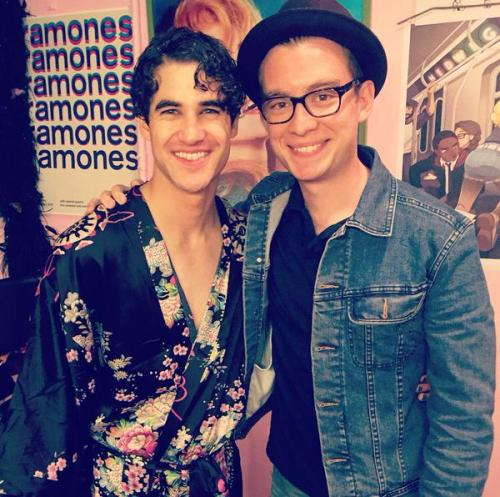soproud - Who saw Darren in Hedwig and the Angry Inch on Broadway? - Page 2 Tumblr_nqxa1enNuD1r4gxc3o1_500