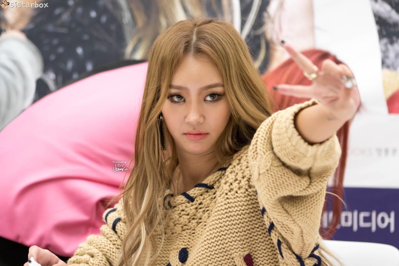 "Hyorin (Sistar) >> Single ""HYOLYN SET UP TIME #1 (To Do List)"" - Página 7 Tumblr_ogjdt1hjYo1urfxjao2_1280"