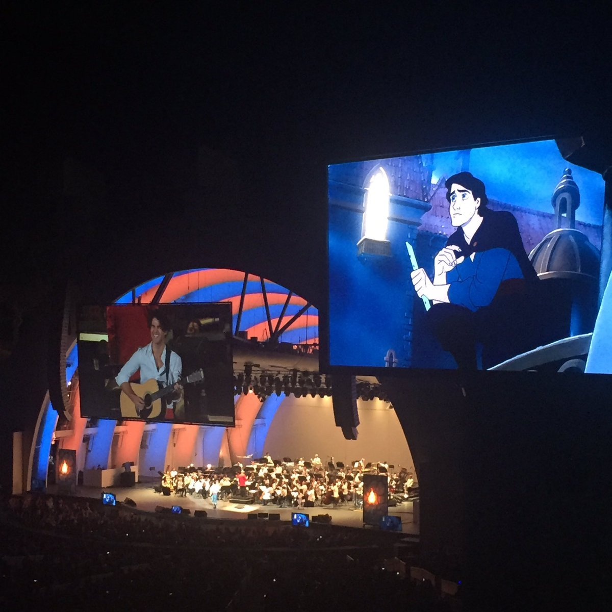 Music - The Little Mermaid at the Hollywood Bowl on June 3, 4, and 6, 2016 - Page 2 Tumblr_o8afx5cpp01uetdyxo4_1280