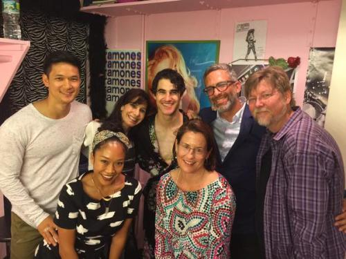 soproud - Who saw Darren in Hedwig and the Angry Inch on Broadway? - Page 2 Tumblr_nrpzxaH5Kv1r4gxc3o2_500