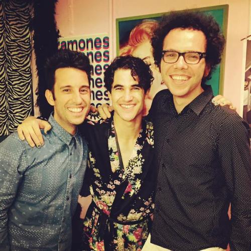 soproud - Who saw Darren in Hedwig and the Angry Inch on Broadway? - Page 2 Tumblr_nqz1k74isC1r4gxc3o1_500