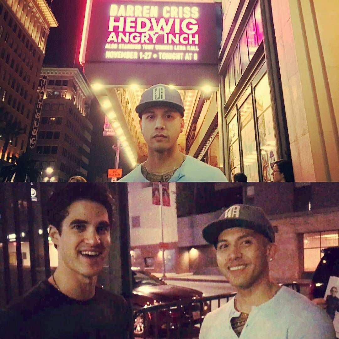 datenight - Fan Reviews, Media Reviews, and comments from members of the Media, about Darren in Hedwig and the Angry Inch--SF and L.A. Tour  - Page 6 Tumblr_ogty86A3ZN1ubd9qxo1_1280