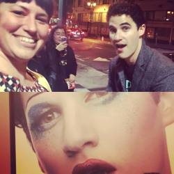 broadwaymusical - Fan Reviews, Media Reviews, and comments from members of the Media, about Darren in Hedwig and the Angry Inch--SF and L.A. Tour  Tumblr_oem9plGK2V1uetdyxo2_250