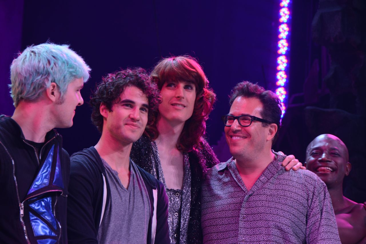darrenishedwig - Pics and gifs of Darren in Hedwig and the Angry Inch on Broadway. - Page 2 Tumblr_nuoc3p6m8W1qayexuo9_1280