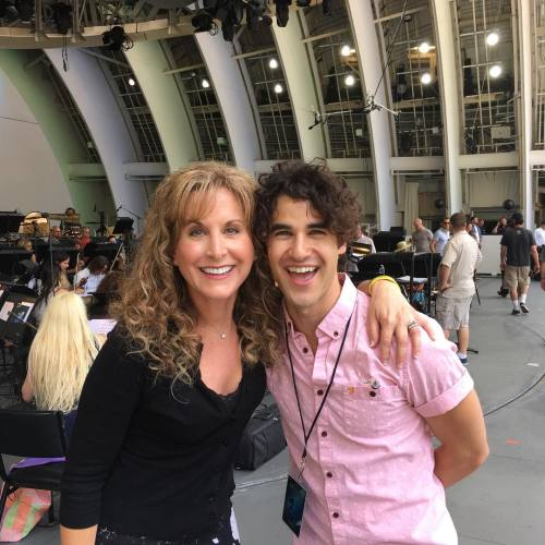 DARRENCRISS - The Little Mermaid at the Hollywood Bowl on June 3, 4, and 6, 2016 Tumblr_o87qwdapbb1uetdyxo1_500