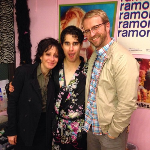 AmyHeckerling - Who saw Darren in Hedwig and the Angry Inch on Broadway? Tumblr_notbms8fST1r4gxc3o1_500