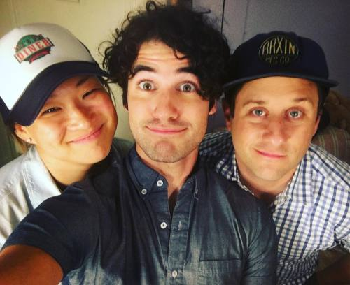 Nyc -  Darren Appreciation Thread: General News about Darren for 2016  - Page 11 Tumblr_oct23salhx1uetdyxo1_500
