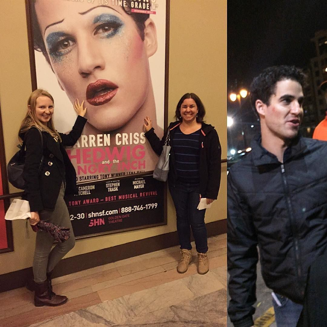 Theatre - Fan Reviews, Media Reviews, and comments from members of the Media, about Darren in Hedwig and the Angry Inch--SF and L.A. Tour  - Page 2 Tumblr_of3ebkJhh61ubd9qxo1_1280