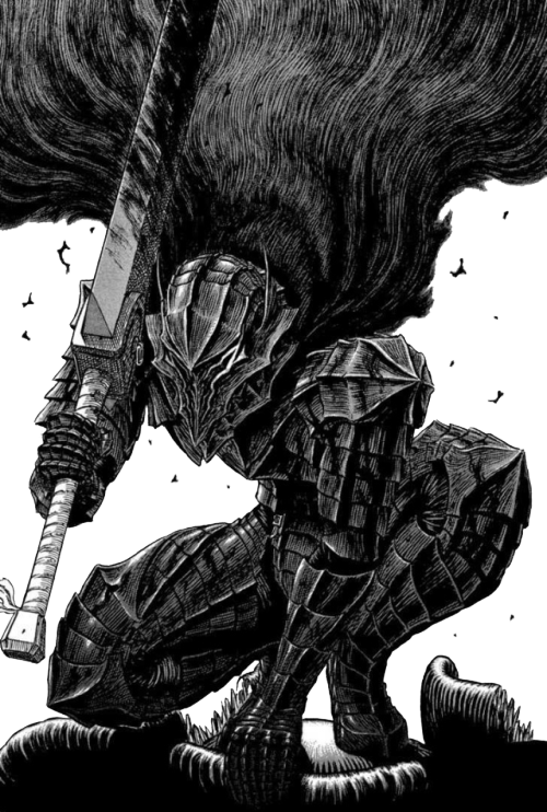 Guts VS Altair Tumblr_n4pcu7RfqF1slc69to1_500