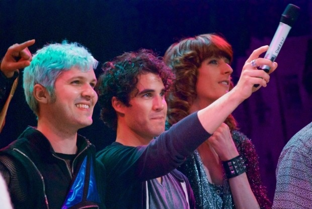 darrenishedwig - Pics and gifs of Darren in Hedwig and the Angry Inch on Broadway. - Page 2 Tumblr_nuocoaMaul1uetdyxo1_1280