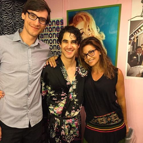 soproud - Who saw Darren in Hedwig and the Angry Inch on Broadway? - Page 2 Tumblr_nrpazdu8yF1r4gxc3o1_500