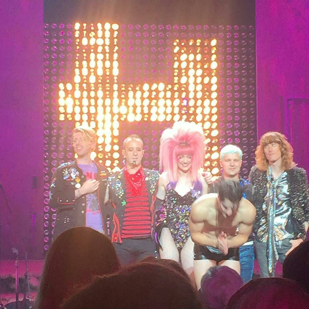 haitryles - Fan Reviews, Media Reviews, and comments from members of the Media, about Darren in Hedwig and the Angry Inch--SF and L.A. Tour  - Page 5 Tumblr_og8v46lTVx1ubd9qxo1_1280