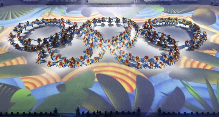 Así fue la ceremonia de clausura de los Juegos Olímpicos 2016. - Página 2 Tumblr_ocb961eUmd1ttlfhbo1_1280