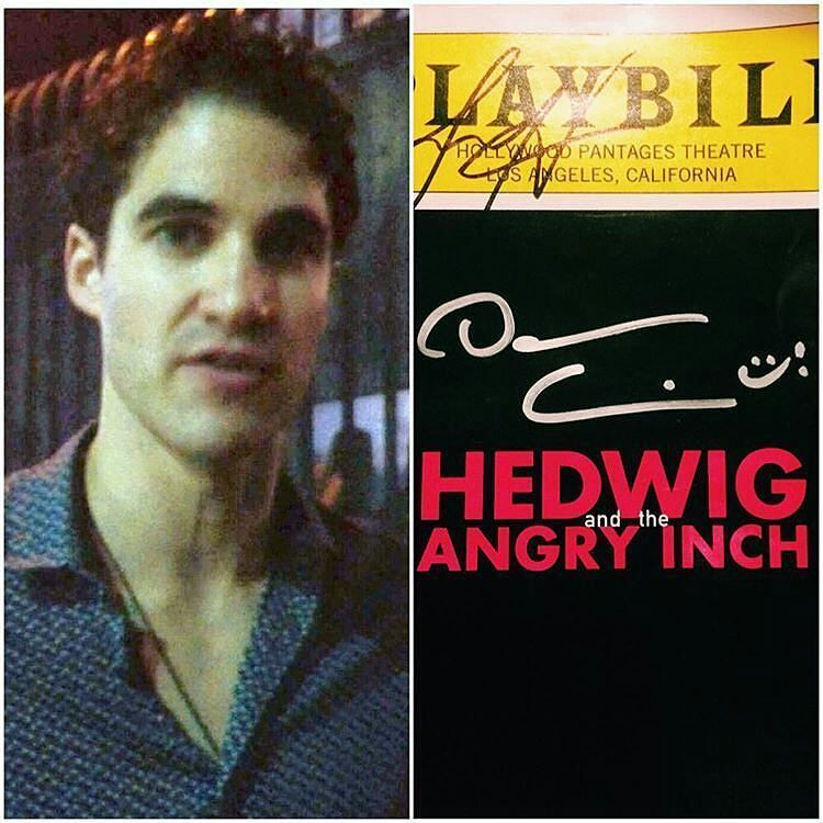 Theatre - Fan Reviews, Media Reviews, and comments from members of the Media, about Darren in Hedwig and the Angry Inch--SF and L.A. Tour  - Page 5 Tumblr_ogfq1ksnKY1ubd9qxo1_1280