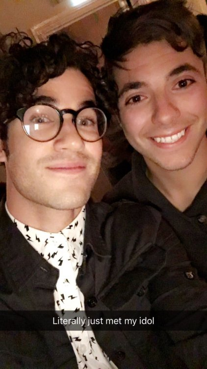 HEDWIGTOUR -  Darren Appreciation Thread: General News about Darren for 2016  - Page 9 Tumblr_oc8hgcnekT1uetdyxo1_500