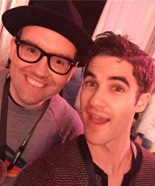 "versace - Pics, gifs, media videos, curtain call videos, stage door videos, and posts of ""who saw Darren"" in Hedwig and the Angry Inch--SF and L.A. (Tour),  - Page 4 Tumblr_ofexm2vheI1uetdyxo1_500"