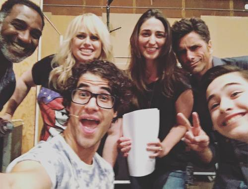 DARRENCRISS - The Little Mermaid at the Hollywood Bowl on June 3, 4, and 6, 2016 Tumblr_o8663nBb5G1uetdyxo1_500