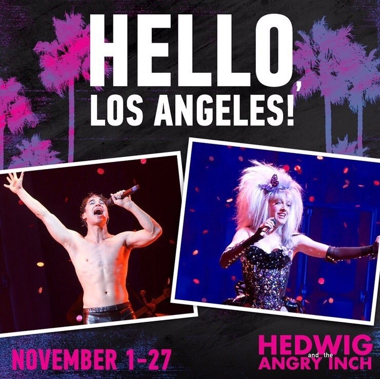 titsofclay - The Hedwig and the Angry Inch Tour in SF and L.A. (Promotion, Pre-Performances & Miscellaneous Information) - Page 6 Tumblr_ofkmpquL771ubd9qxo2_1280