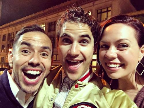 broadwaymusical - Fan Reviews, Media Reviews, and comments from members of the Media, about Darren in Hedwig and the Angry Inch--SF and L.A. Tour  Tumblr_oenzmvbaKT1uetdyxo1_500