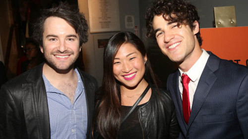 glee -  Darren Appreciation Thread: General News about Darren for 2016  Tumblr_o6kr3jaMtP1uetdyxo2_500