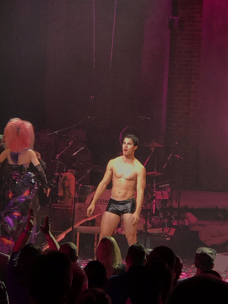 broadwaymusical - Fan Reviews, Media Reviews, and comments from members of the Media, about Darren in Hedwig and the Angry Inch--SF and L.A. Tour  Tumblr_oeohs9dcFT1uetdyxo4_1280