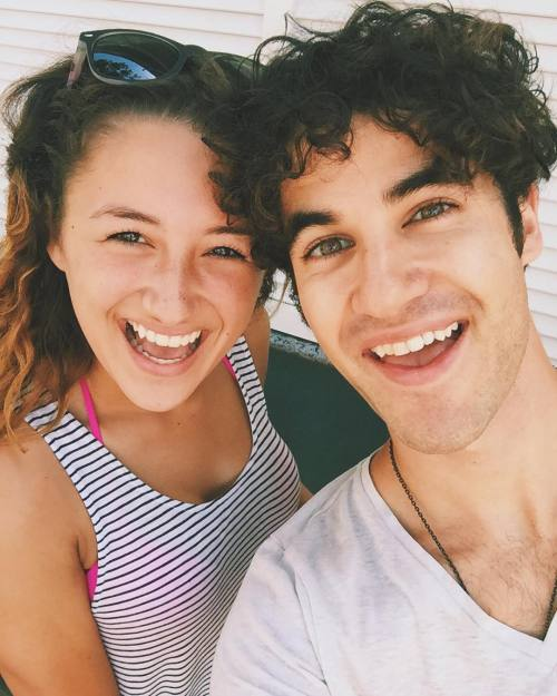 selfie -  Darren Appreciation Thread: General News about Darren for 2016  - Page 6 Tumblr_oau8dnIH3R1uetdyxo1_500