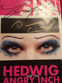 SplashZone - Fan Reviews, Media Reviews, and comments from members of the Media, about Darren in Hedwig and the Angry Inch--SF and L.A. Tour  - Page 3 Tumblr_ofss2s3ASg1rg2phgo2_250